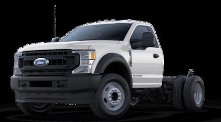 2022 Ford Super Duty F-600 DRW XL Truck Regular Cab