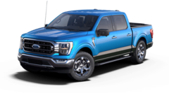 2021 Ford F-150 XLT XLT 4WD SuperCrew 5.5 Box
