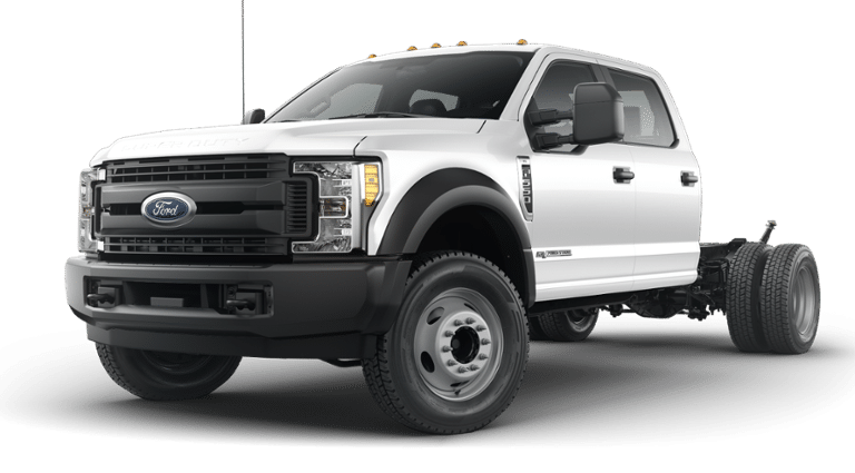 2019 Ford F-550 Chassis XL Stake Body