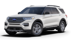 New 2020 Ford Explorer XLT SUV for sale in Abilene, TX