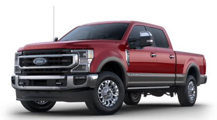 2020 Ford Superduty F-350 King Ranch Truck
