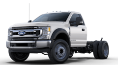 New 2020 Ford Chassis Cab F-550 XLT Commercial-truck For Sale in Merced, CA