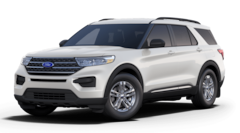 New 2020 Ford Explorer XLT SUV I-4 cyl 4x4 for sale/lease in Carey, OH