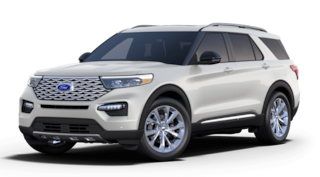 2021 Ford Explorer Platinum SUV