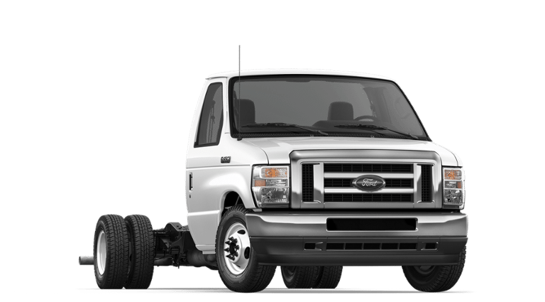 2021 Ford E-450 Cutaway Cab/Chassis