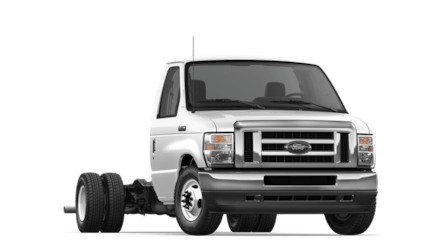 2021 Ford E-450SD E-450 DRW Cutaway Commercial-truck