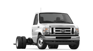 2021 Ford E-450 Cutaway Base Commercial-truck