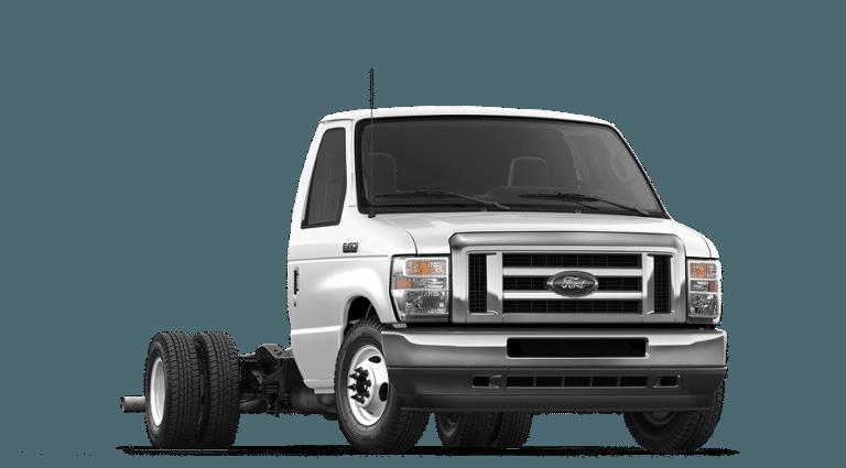 Ford E-450 Cutaway