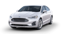 New 2020 Ford Fusion SE Sedan 3FA6P0HD4LR232124 for Sale in Charlotte, MI