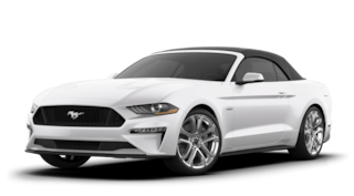 2020 Ford Mustang GT Premium w/Navigation Convertible