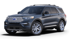 new 2021 Ford Explorer Platinum SUV for sale saginaw michigan