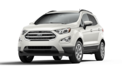 New 2021 Ford EcoSport SE Crossover for Sale near Springfield, VT