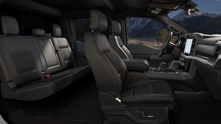 2021 Ford F-150 2021 FORD F-150 LARIAT CREW CAB  145 WB 4WD
