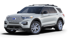 New 2021 Ford Explorer Platinum SUV for sale in Hobart, IN
