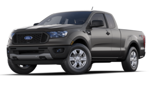 2021 Ford Ranger XL SuperCab 4x4 6 ft Bed Pickup Truck