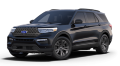 New 2021 Ford Explorer XLT SUV in Archbold, OH