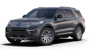 2020 Ford Explorer Limited Limited RWD