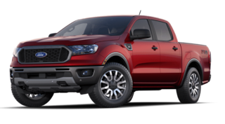 2020 Ford Ranger XLT Truck SuperCrew
