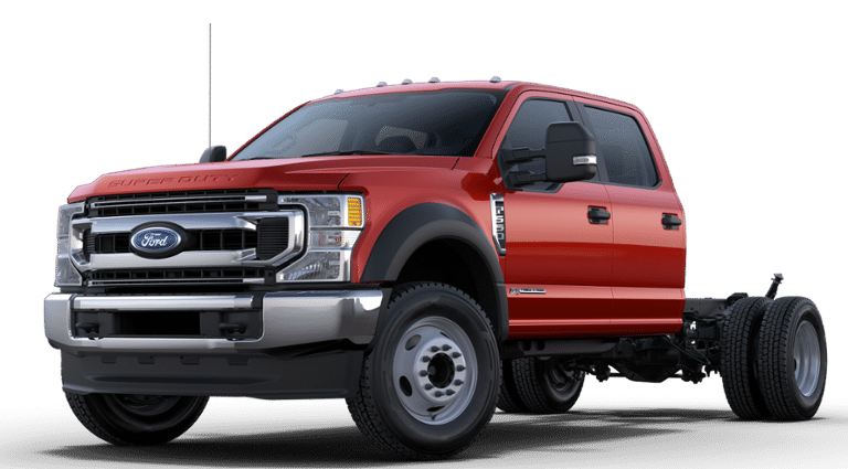 2022 Ford F-550 Chassis Truck