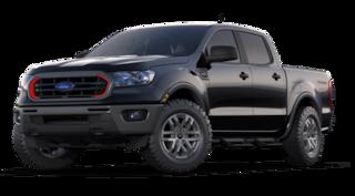 2021 Ford Ranger 2.3L EcoBoost SuperCrew 4x4 XLT Truck