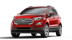 2021 Ford EcoSport SE Crossover for sale in Glenolden at Robin Ford