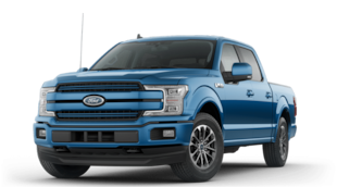 2020 Ford F-150 LARIAT Truck SuperCrew Cab