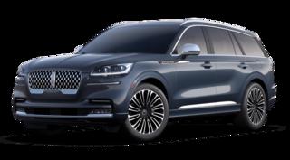 2021 Lincoln Aviator Black Label SUV