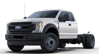 2020 Ford F-550 Chassis XL Truck Super Cab