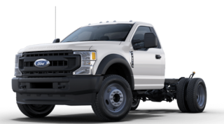 2021 Ford F-450 XL Commercial-truck