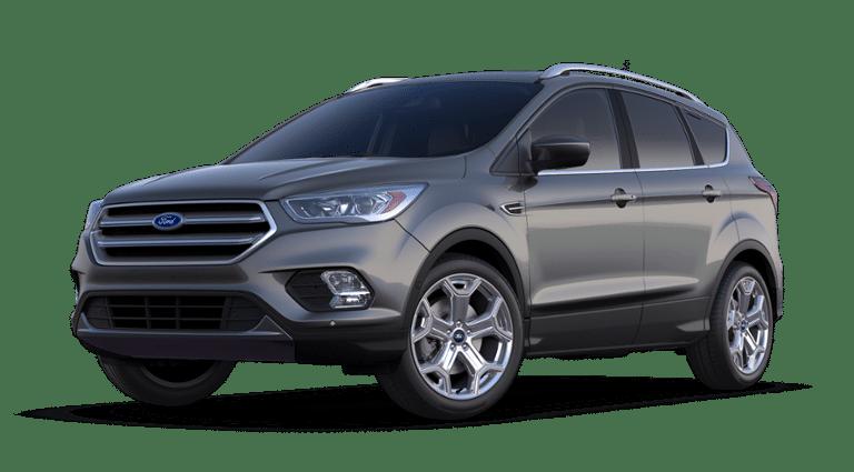 2019 Ford Escape Titanium SUV FWD