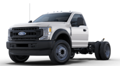 2020 Ford Super Duty F-450 DRW XL 4WD Reg Cab 145 WB 60 CA Regular Cab Chassis-Cab