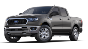 2021 Ford Ranger XLT 4x4 4dr Supercrew 5.1 ft. SB Pickup Pickup Truck