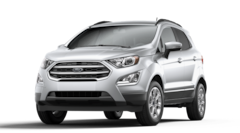 New Ford models for sale 2020 Ford EcoSport SE Crossover in Antigo, WI