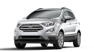 2020 Ford EcoSport SE 4X4 Crossover
