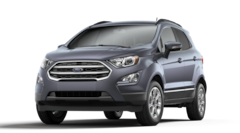 new 2020 Ford EcoSport SE SUV coldwater