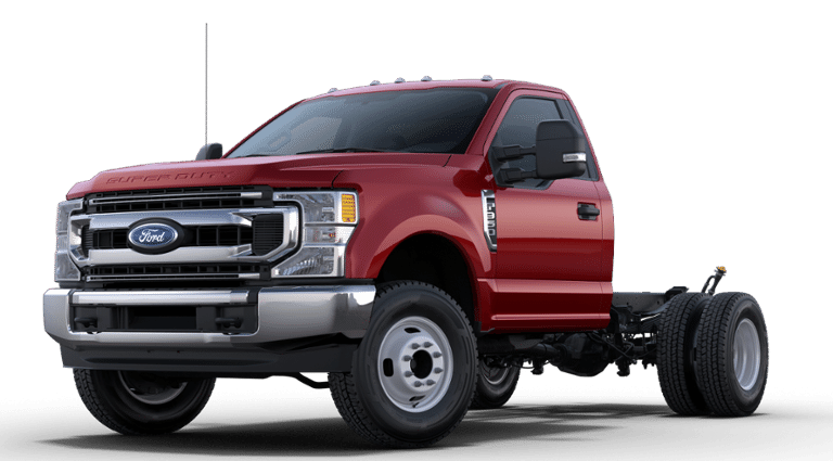 2020 Ford F-350 Chassis CAB Chassi