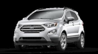 New 2021 Ford EcoSport SE SE FWD for sale in Waycross
