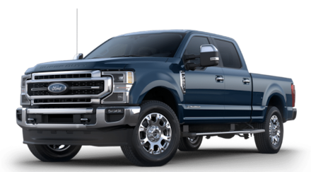 New 2021 Ford Superduty F-250 Lariat Truck for sale in Darien, GA at Hodges Ford