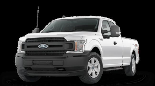 New 2020 Ford F-150 Truck Salt Lake City