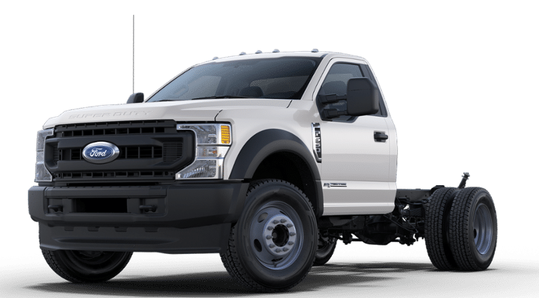 2021 Ford F-550 Chassis XL Cab and Chassis