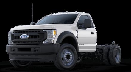 2021 Ford Super Duty F-550 DRW XL XL 4WD Reg Cab 169 WB 84 CA