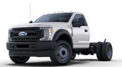 2021 Ford F-550 Chassis F-550 XL Truck Regular Cab