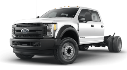 2019 Ford Super Duty F-550 DRW XL Commercial-truck