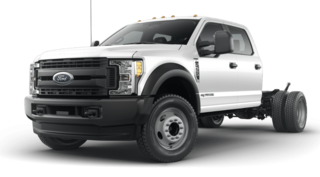 2019 Ford F-550SD F-550 XL Commercial-truck