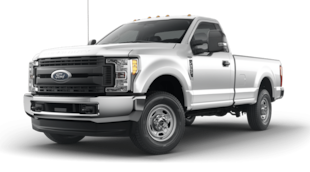 2019 Ford Super Duty F-250 SRW XL XL 4WD Reg Cab 8 Box