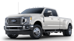 2020 Ford Super Duty F-350 DRW Limited Truck Crew Cab