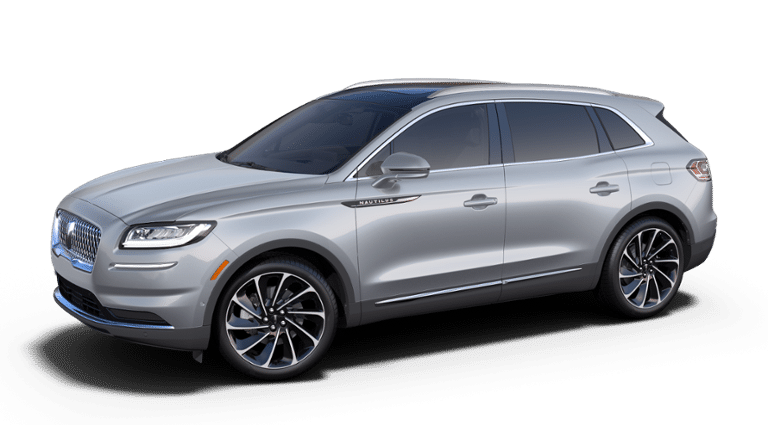 2021 Lincoln Nautilus Crossover