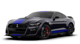 2020 Ford Mustang Shelby Coupe
