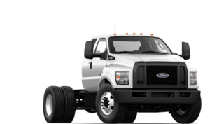 2019 Ford F650 Super Base Truck Regular Cab