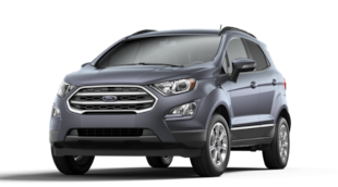 2020 Ford EcoSport SE 4dr Crossover Wagon